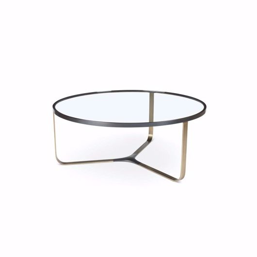 "Picture of ""ECHELIN TABLE 36 """" D I A M E T E R COFFEE TABLE"""
