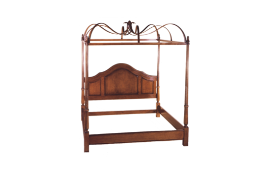 Picture of FOUR POSTER CUPOLA BED