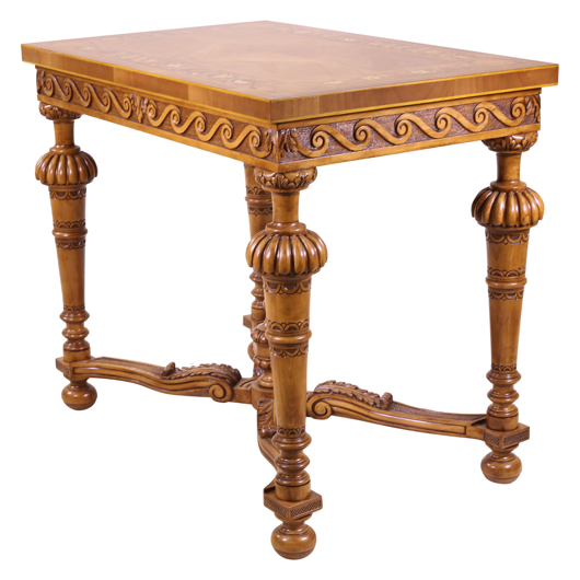 Picture of 17TH CENTURY ITALIAN STYLE CENTER TABLE
